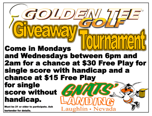Gloden Tee Golf Tournament